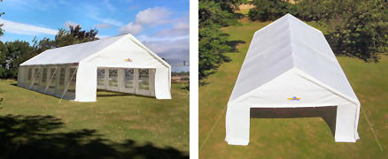Garden Party Marquee, Wedding Marquee Hire